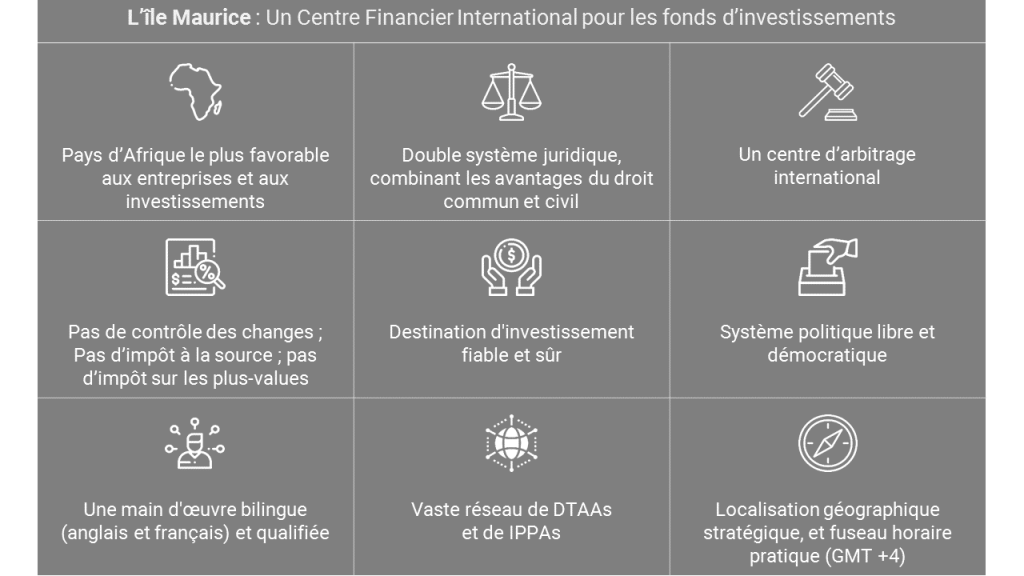 Impact Investing - Ile Maurice - centre financier international pour les fonds d'investissement - Sunibel Corporate Services