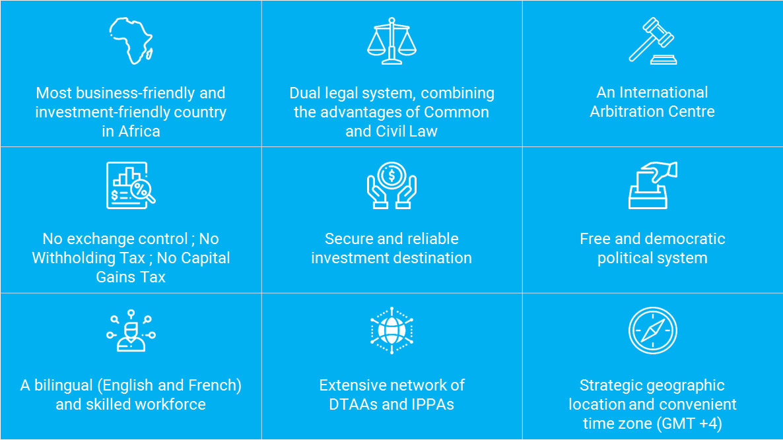 Best offshore jurisdiction - Mauritius, An evolving IFC